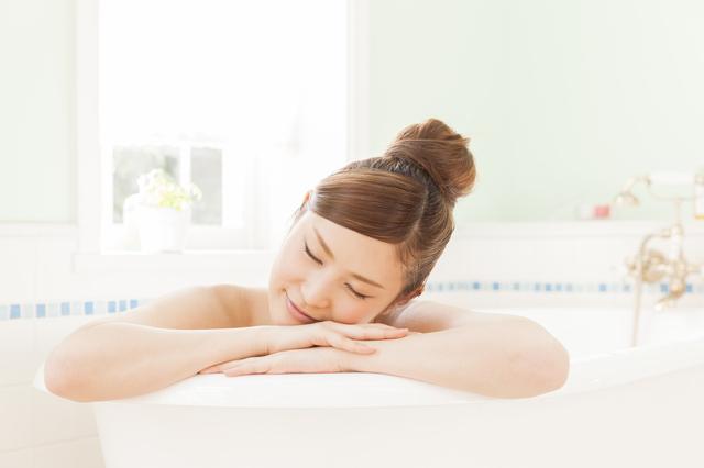 お風呂で出来るバストアップ方法