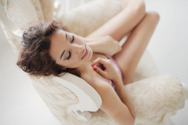 バストサイズ胸遺伝育乳