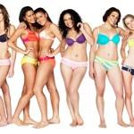 魅力的な女性を目指すには男性が求める理想の体型を理解すべし
